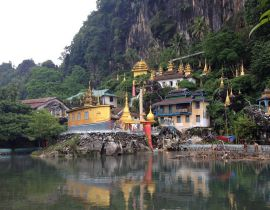 Hpa An – Town of The Mesmerizing Nature